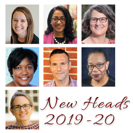 Friends Council Welcomes New Heads of Schools